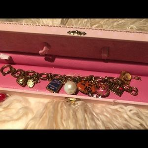 Juicy couture graduation bracelet